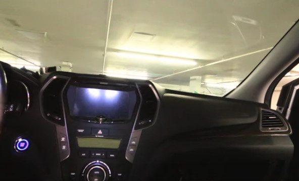 How to change cd player Hyundai IX45